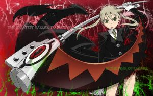Soul Eater - Maka 3 by Blackjack01