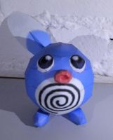 Poliwag by jewzeepapercraft