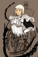 Canoness Von Karma WIP by DeadXCross