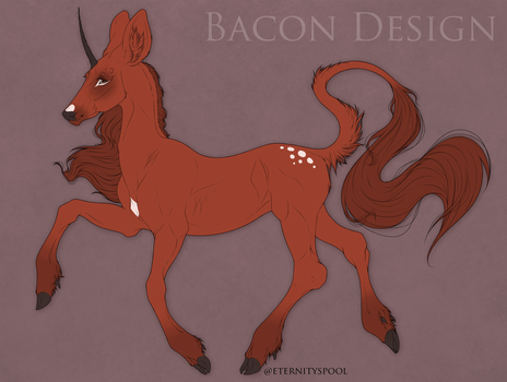 Hakea / Basic Bacon Design by Haloclimb