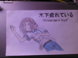 Hideyoshi from Baka and Test (Fan Art) by 123gomegirl