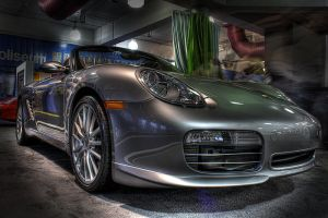 Porsche I HDR by Logicalx