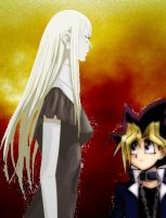 Galatea X Yugi picture by TheSilentChloey