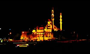 New Mosquee by ahfmm