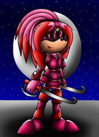 Kathy- the Knight by Kathy-the-echidna
