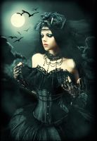 Gothic-8 by SilentHowling