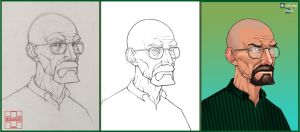 Heisenberg The Process by Xaggerate