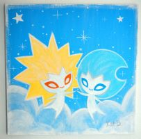 Sky Babies by fuish