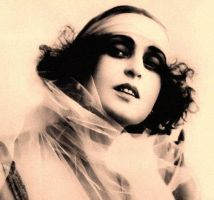 Vintage Stock - Sidonie Gabrielle Colette2 by Hello-Tuesday