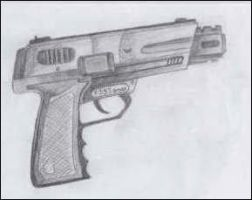 Gun by Mr-P-P-Hed