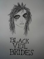 Jake Pitts by HeartsxxEmma