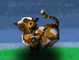 Spottedleaf by GrowlitheArtistGirl