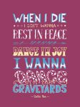 Dance In The Graveyards by feelthesky