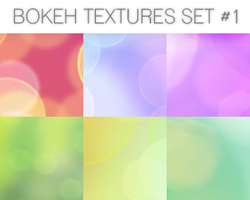 Bokeh Texture Set #1 by elephanh