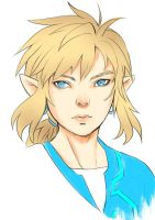 Link Sketch by TheAncientMasteress