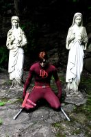 Daredevil: Devils and Saints by Bluebird0020