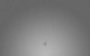 Apple wallpaper by delicon