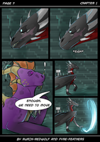 Reign Chapter One Page 7 by Rurik-Redwolf