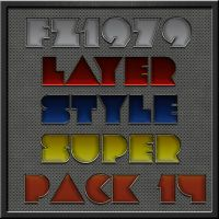 Super pack layer style 14 by FZ1979