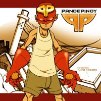 PandePinoy CD Cover by ginoroberto