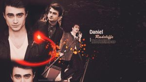 Daniel Radcliffe wallpaper 5 by HappinessIsMusic