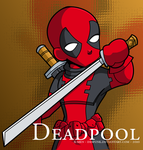 XMEN - Deadpool by desfunk