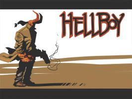 Hellboy by SIGMARK