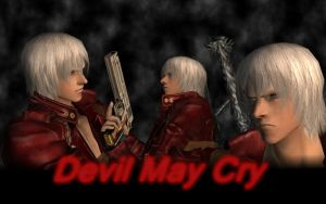 Devil May Cry v4 by Arivain-Shadowflare
