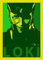 Loki for President by TimeToDance93