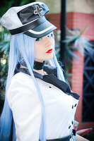 Esdeath: Ready by 4AMCosplay