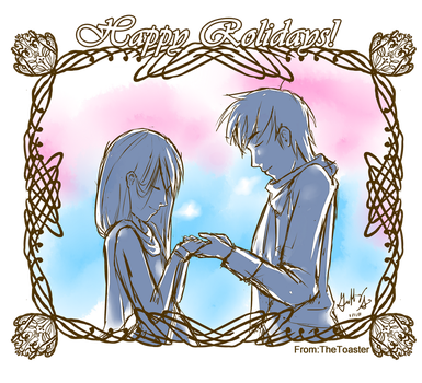 Happy Rolidays by Pluffers