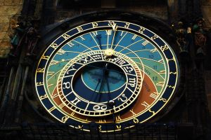 Prague Astronomical Clock by roony-of-the-wood