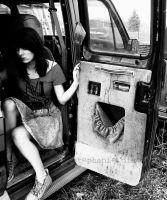she's a vagabond by AbyssalSalute