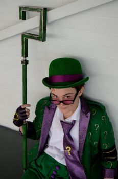 The Riddler - 4 by Rickman101