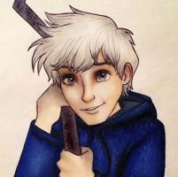 Jack Frost by caligrl7072