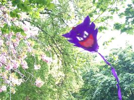 Haunter Kite by crowmarks