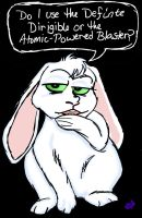 Aari : comentary bunny a by Khthonia