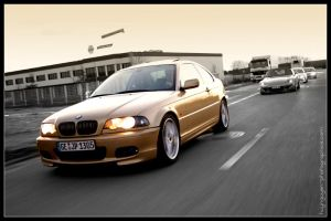 BMW in Motion by huy-nguyen