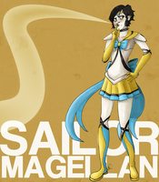 Sailor Magellan by JetsterJay