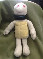 Alfie TMNT -Plush- by lonesome-wolf-child