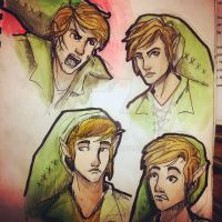 Link sketches by iSea-Shell