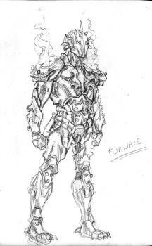 oc furnace from small sketchbook by infinitestudios2005