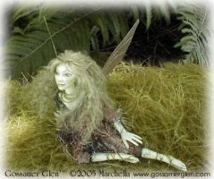 'Harmony' Faerie - Full View by GossamerGlen
