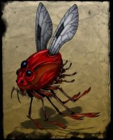 Cannonball-Bug by LadyDeuce