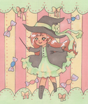 Little Witch by Lady-Ignea