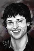 Tom Welling by chanuka30wh