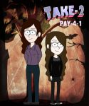 Take-2-Pay-4-1 in the Style of Gravity Falls by thelittlepuppet