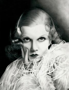 Jean Harlow by Stanbos