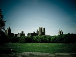New York's Central Park by Ben2004