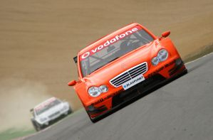 DTM Mercedes by Canyeolay